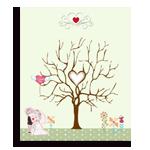 幸福簽名樹(20F)免運